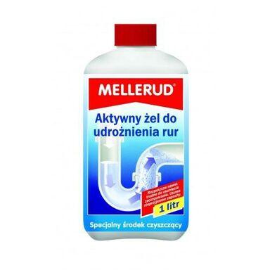 Środek do udrożniania rur AKTYWNY ŻEL butelka MELLERUD
