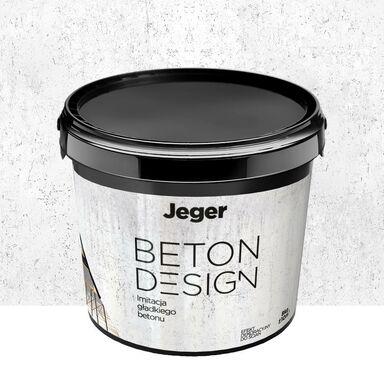 Efekt dekoracyjny BETON DESIGN 8 kg kolor nr 1 JEGER