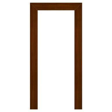 Ościeżnica STAŁA 90 Lewa Orzech DOMIDOR