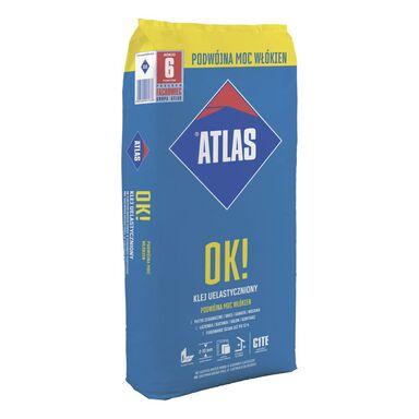 Zaprawa klejowa uelastyczniona OK 22.5 KG ATLAS