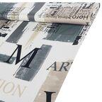 Tkanina zaciemniająca na mb FASHION SOUPLE szara szer. 150 cm
