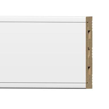 Listwa przypodłogowa NOOX 90 Biała CLASSEN