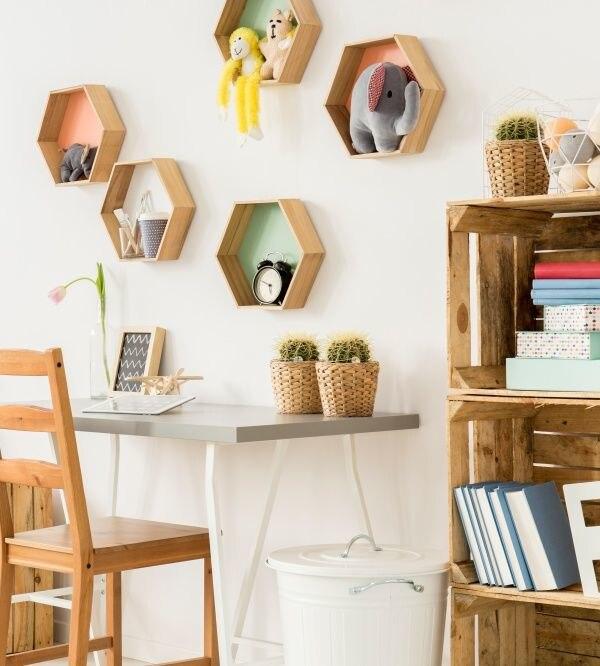 Półki na ścianę