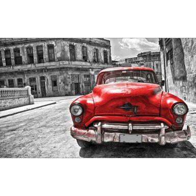 Fototapeta RED TAXI 208 x 146 cm