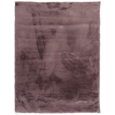 Dywan shaggy RABBIT fioletowy 60 x 120 cm