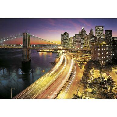 Fototapeta NYC LIGHTS 368 x 254 cm KOMAR