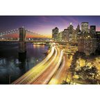 Fototapeta NYC LIGHTS 368 x 254 cm KOMAR