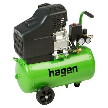 Kompresor olejowy HAGEN 24 l 8 bar TTDC24L