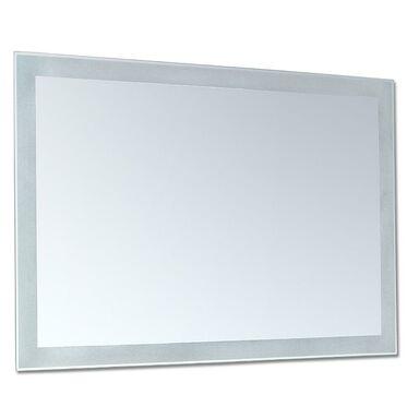 Lustro łazienkowe bez oświetlenia INES 60 x 60 cm VENTI