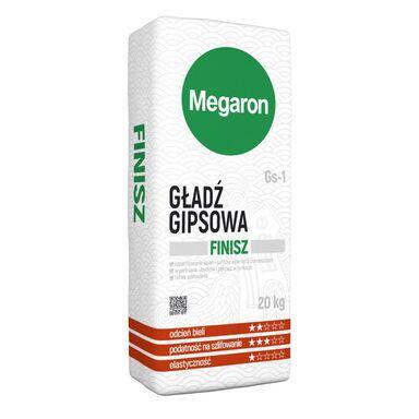 Gładź gipsowa FINISZ GS-1 20 kg MEGARON