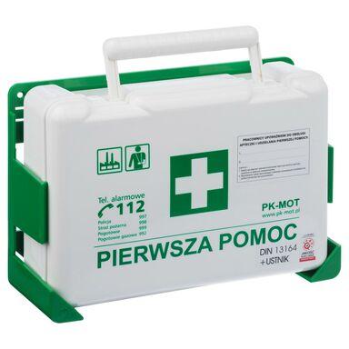 Apteczka z wyposażeniem DIN13164 PK-MOT