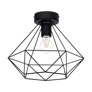 Lampa sufitowa BYRON czarna E27 INSPIRE