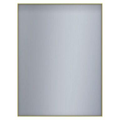 Lustro bez oświetlenia STARK GOLD 60 x 80 DUBIEL VITRUM