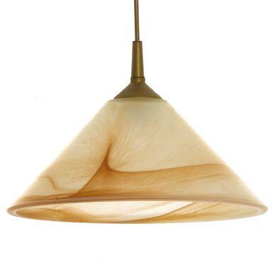 Lampa wisząca CHIŃCZYK żółta E27 ALFA