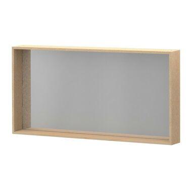 Lustro łazienkowe bez oświetlenia JAZZ 140 X 69 CORAM