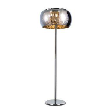 Lampa podłogowa ROMEO srebrna G9 IL MIO