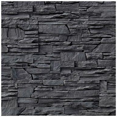 Kamień elewacyjny Elbrus Graphite 37.5 x 12.5 cm 0.42m2 Max-Stone