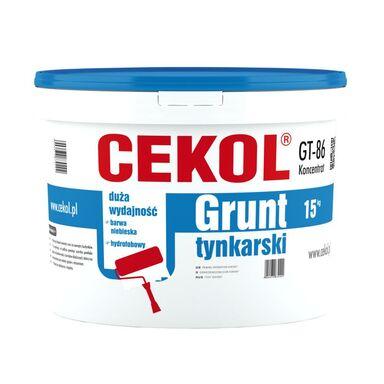 Grunt tynkarski GT-86 5 kg CEKOL
