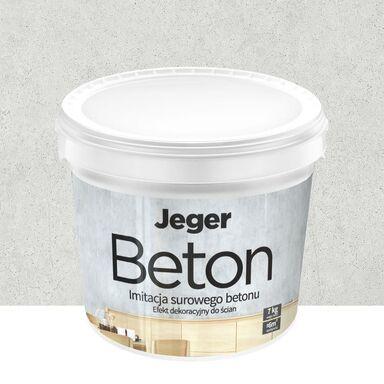 Efekt dekoracyjny BETON 7 kg Como JEGER