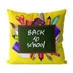 Poduszka dla dzieci Schoolmania Tablica 45 x 45 cm