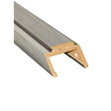 Belka górna ościeżnicy regulowanej 80 Dąb silver 120 - 140 mm Artens