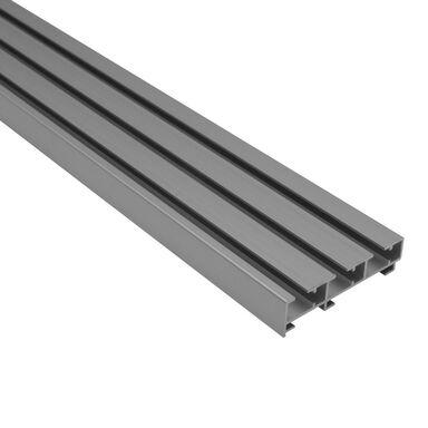 Szyna panelowa 3-torowa ATLANTA 260 cm aluminiowa GARDINIA
