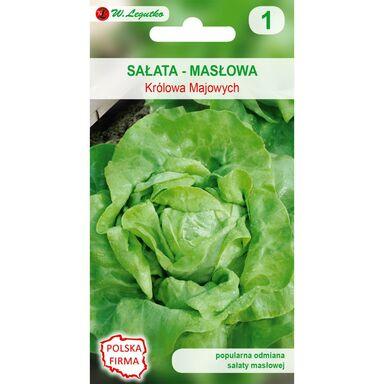 Nasiona warzyw MAY KING - KRÓLOWA MAJOWYCH Sałata głowiasta masłowa W. LEGUTKO