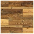 Panel ścienny drewniany Bordo Marrone slim 0.5m2 Max-Stone