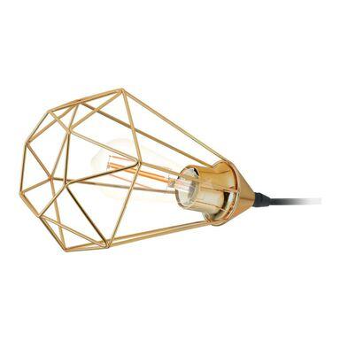 Lampa stołowa BYRON złota E27 INSPIRE