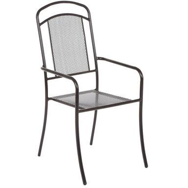 Krzesło ogrodowe metalowe BOLONIA