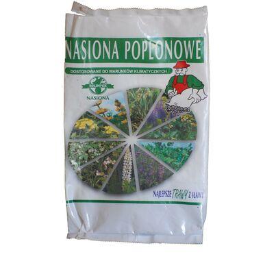 Gorczyca biała - nasiona poplonowe nasiona tradycyjne 1000 g NAJLEPSZE TRAWY Z IŁAWY