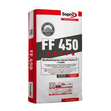 Zaprawa klejowa FF450 Extra 20 KG SOPRO