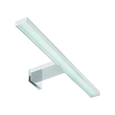 Kinkiet łazienkowy nad lustro LUPO IP44 30 cm srebrny LED VENTI