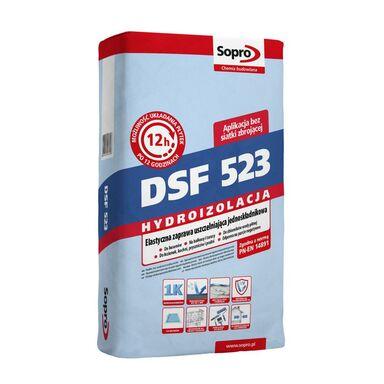 Zaprawa uszczelniająca DSF523 20kg SOPRO