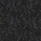 Panel kuchenny szklany Artdeco black 60 x 60 cm Alfa-Cer