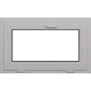 Okno PCV 2-szybowe O2 Białe 865 x 535 mm