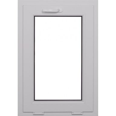 Okno PCV 2-szybowe O4 Białe 565 x 835 mm
