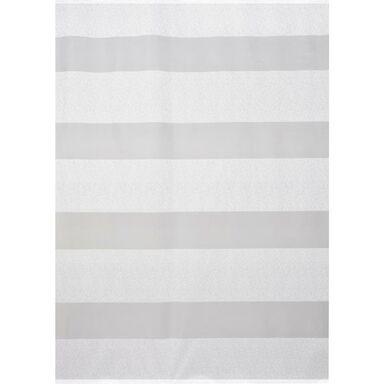 Firana na mb JOLKA biała w pasy wys. 160 cm