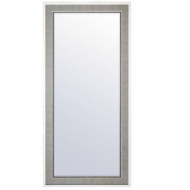 Lustro ANTTI srebrne 45 x 110 cm