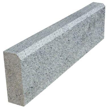 Obrzeże granitowe dł. 80 x wys. 20 x gr. 7 cm