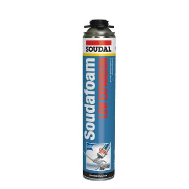Pianka poliuretanowa pistoletowa SOUNDFOAM LOW EXPANSION 750 ml SOUDAL