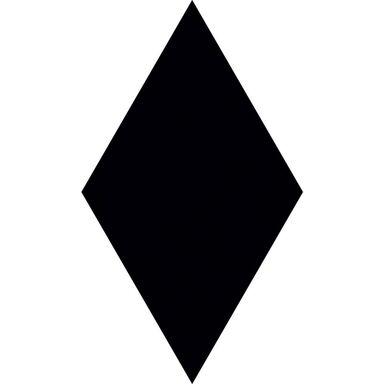 Glazura SENZA DIAMOND BLACK 11.1X9.3 TUBĄDZIN