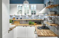 Mała kuchnia - wielkie rozwiązania. Dowiedz się, jak praktycznie zaprojektować wnętrze