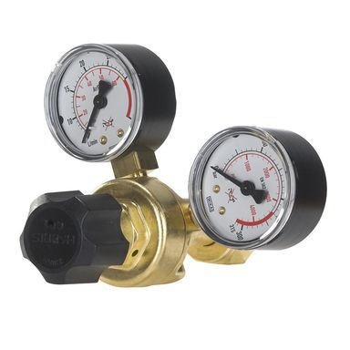 Reduktor gazu z dwoma manometrami 60130LARC1378 HARRIS