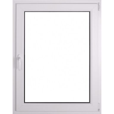 Okno PCV 2-szybowe O14 Białe 865 x 1135 mm