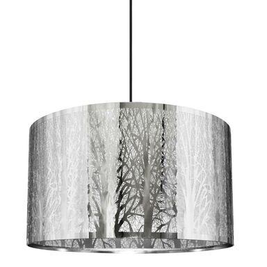 Lampa wisząca FOREST chrom INSPIRE