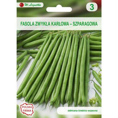 Fasola zwykła karłowa CROPPER TEEPEE nasiona tradycyjne 35 g W. LEGUTKO