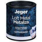 Warstwa metalizująca LOFT METAL METALIZA 0.4 l Szmaragd JEGER