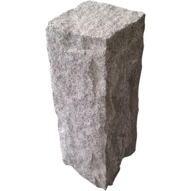 Palisada granitowa wys. 25 x szer. 10 x gr. 10 cm