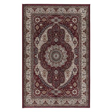 Dywan ASPHAN bordowy 80 x 150 cm wys. runa 7.5 mm MULTI-DECOR